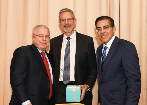 Joseph A. Power, Jr. Receives the Justice John Paul Stevens Award for 2019